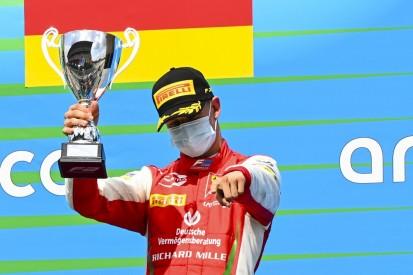 """Lob vom Ferrari-Teamchef: Mick Schumacher macht das """"sehr ordentlich"""""""