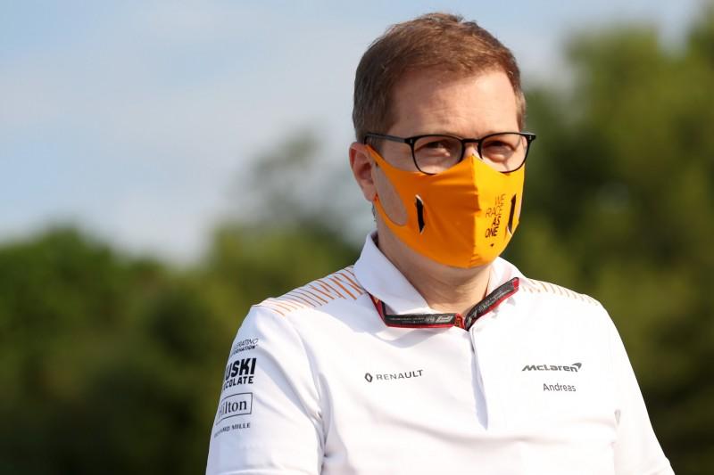"""McLaren: """"Um WM-Rang drei kämpfen, solange wir die Chance haben"""""""