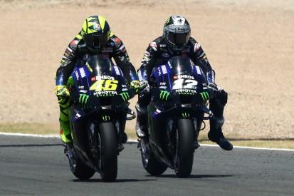Valentino Rossi: Andere Yamaha-Fahrer nur auf eine Runde schnell