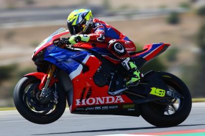 WSBK-Motoren am Limit: Kritische Situation bei der Honda Fireblade