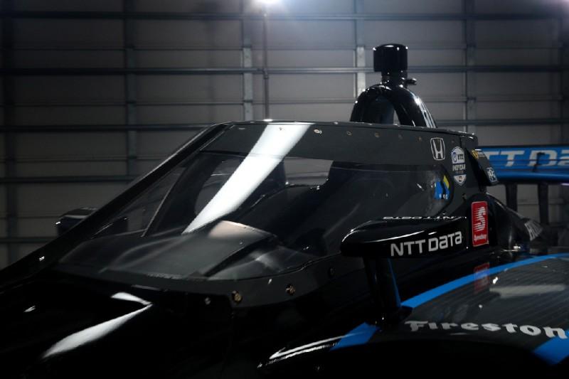 IndyCar-Cockpitschutz Aeroscreen: Acht Entwickler ausgezeichnet
