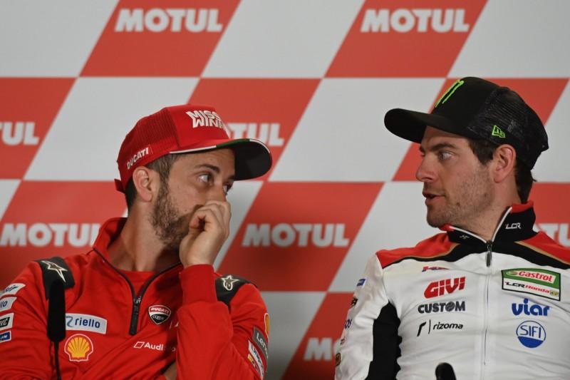Welchen Einfluss hat Doviziosos Ducati-Abschied auf Crutchlow?