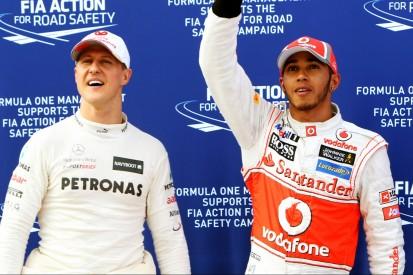 Historische Studie: Formel 1 kürt schnellsten Fahrer