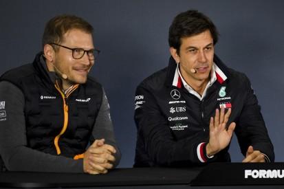 Formel-1-Liveticker: McLaren sicher - Mercedes bleibt der beste Motor