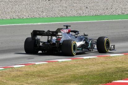Mercedes deutlich verbessert: Reifenprobleme gelöst?
