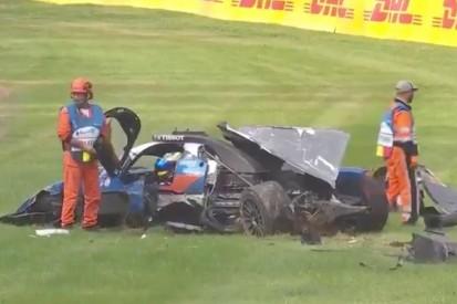 Blanchimont-Crash: Laurent nimmt Schuld für schweren Unfall auf sich