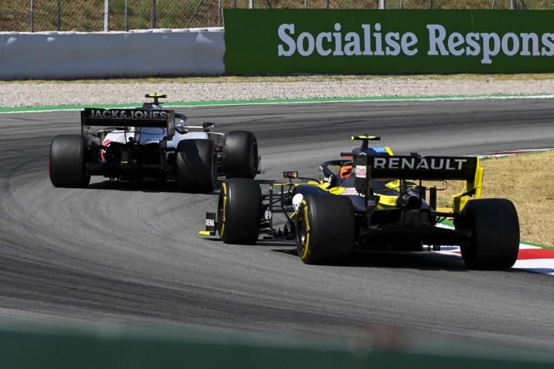 Grosjean erklärt: Warum die F1-Fahrer in der Out-Lap bummeln