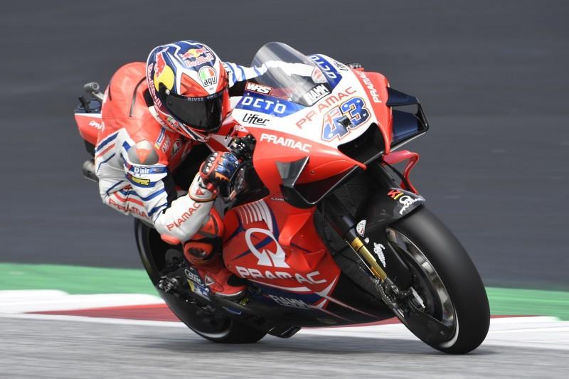 MotoGP Spielberg (2): Doppelspitze für Ducati am Morgen, KTM auf Platz drei