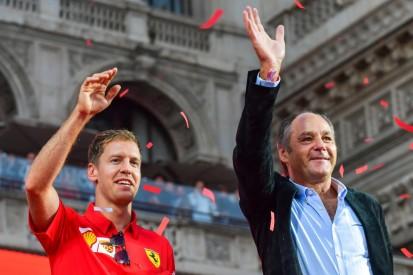"Gerhard Berger: Vettel & Ferrari ist eine ""Lose-Lose-Situation"""