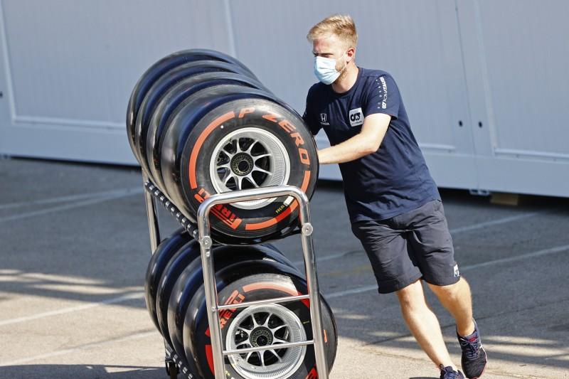 Pirelli verschiebt Trainingstests für neue Prototyp-Reifen