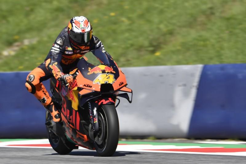 MotoGP Spielberg (2) FT2: Pol Espargaro mit Tagesbestzeit, Quartararo in Nöten