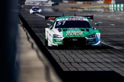 DTM-Training Lausitz: Müller-Bestzeit, BMW zeigt Longrun-Stärke