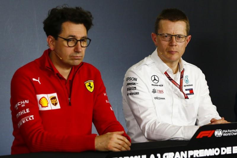 Ferrari: Angeblich Absage vom ehemaligen Mercedes-Motorenchef