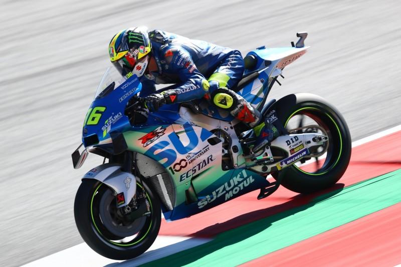 MotoGP Spielberg (2) FT3: Joan Mir Schnellster - Zarco und Rossi in Q1