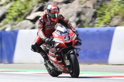 Kurve 1 in Spielberg laut Petrucci wie ein Casino: Ducati startet weiter hinten