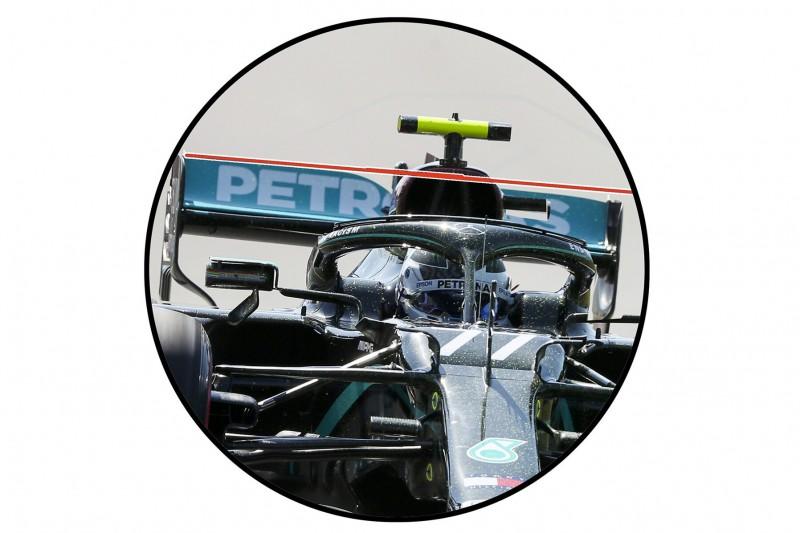"Mercedes: ""Wir haben keinen flexiblen Heckflügel"""