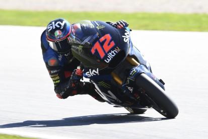 Moto2 Spielberg (2): Marco Bezzecchi erbt Sieg nach Strafe für Jorge Martin