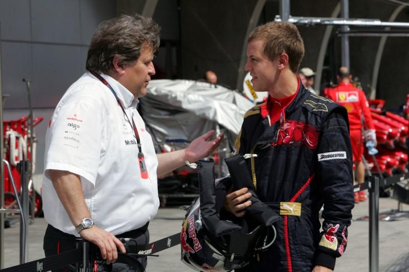 Norbert Haug verrät: Vettel war McLaren-Mercedes-Kandidat