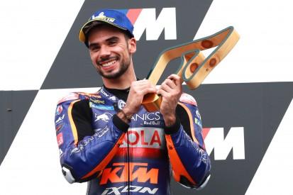 """""""Einfach pures Racing"""": Miguel Oliveira jubelt über seinen ersten MotoGP-Sieg"""