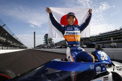 Indy 500: Takuma Sato siegt im Schritttempo