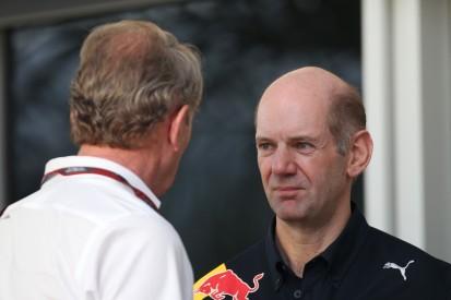 Helmut Marko: Stardesigner Newey bei Red Bull wieder mehr engagiert