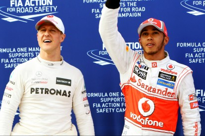 Formel-1-Liveticker: Hatte es Hamilton leichter als Schumacher?