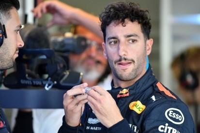 Türschlag von Austin: Ricciardo hatte Angst vor sich selbst