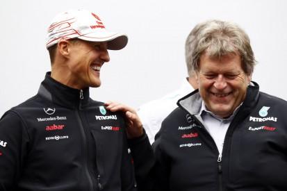 Haug: Schumacher hatte schlechtere Voraussetzungen als Hamilton