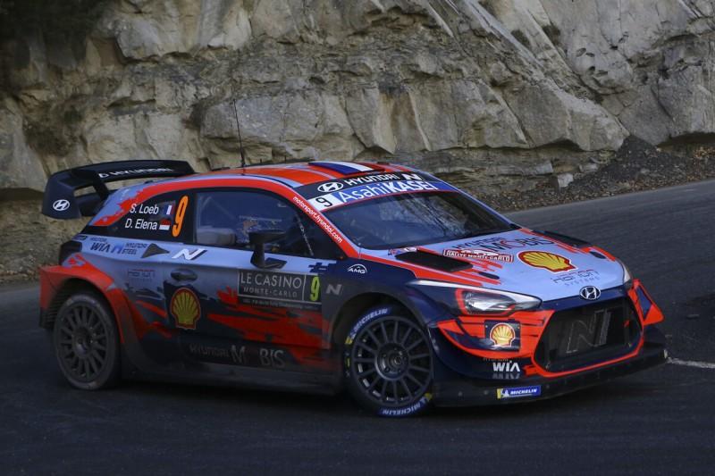 Sebastien Loeb plant zweites WRC-Rennen bei der Rallye Türkei