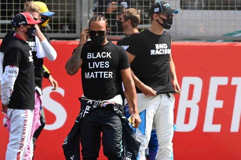 George Russell: Lewis Hamilton ein wichtiger Leader für junge Fahrer