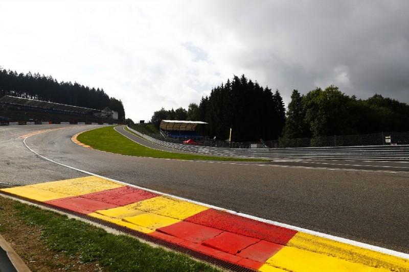 Formel-1-Wetter Spa: Regenchance für Rennen schwindet