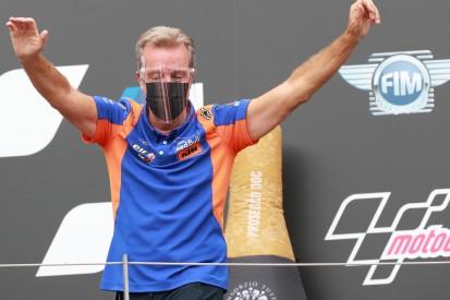 """Ansteckend"": Tech-3-Teamchef bejubelt ersehnten ersten MotoGP-Sieg"