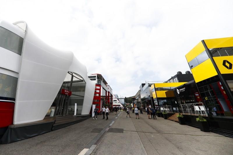 Aus Kostengründen: Motorhomes kehren ins Formel-1-Paddock zurück