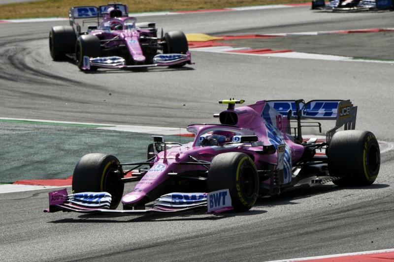 """Racing Point sieht FIA-Kopierverbot entspannt: """"Hat keinen Einfluss"""""""