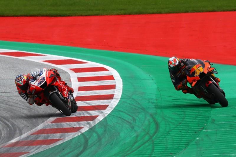 Valentino Rossi: Vergehen gehen Track-Limits sollten immer bestraft werden