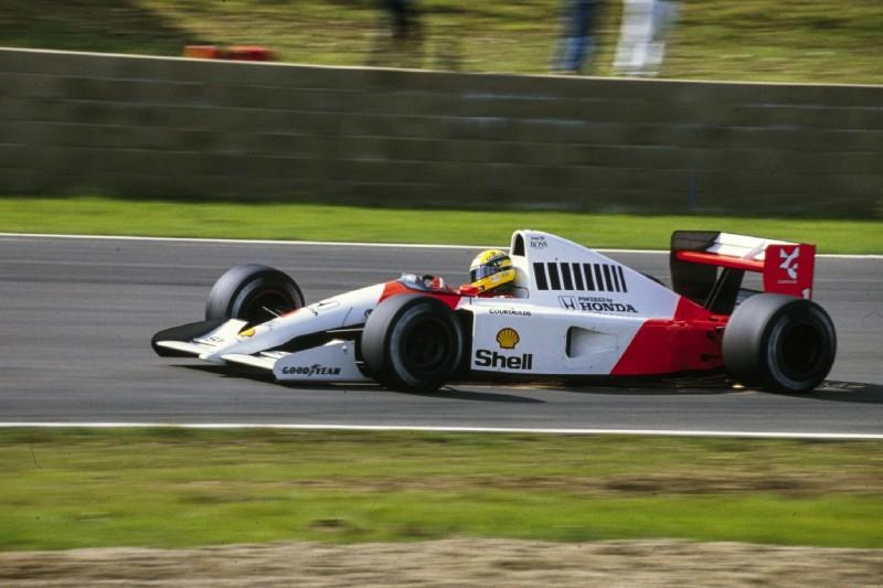 Geschwindigkeitsillusion: Warum alte F1-Runden im TV schneller aussehen