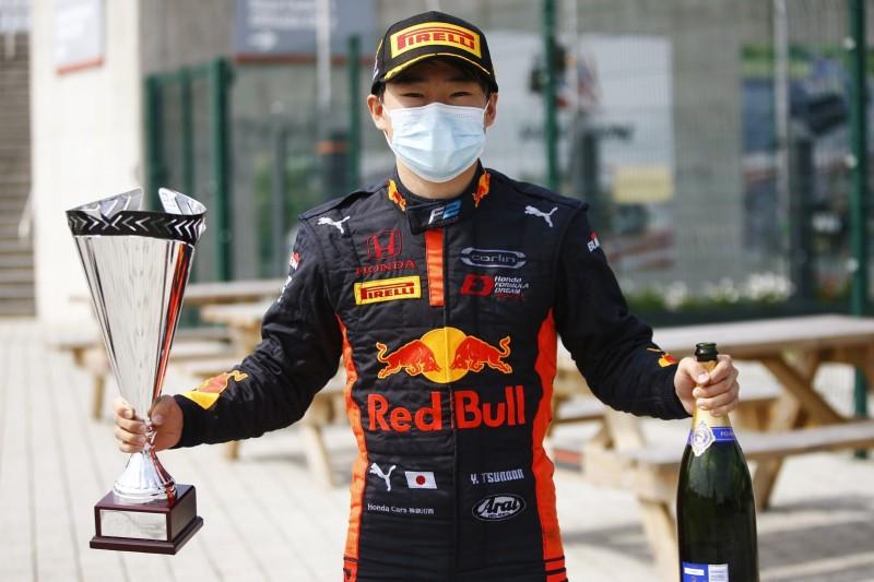 Yuki Tsunoda: Bringen Red Bull und Honda den nächsten Japaner in die F1?