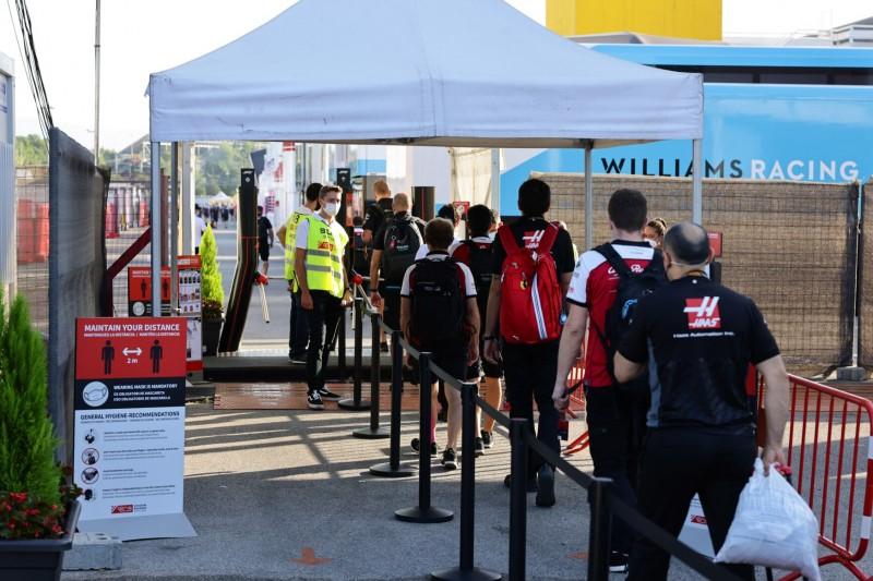 Ab Spa: Regelanpassung erlaubt mehr Teampersonal bei F1-Rennen