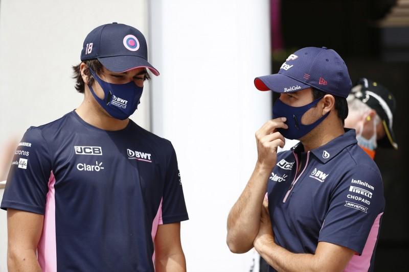 Jenson Button: Bei McLaren war Sergio Perez nicht konstant genug