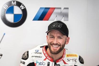 Tom Sykes fährt auch 2021 in der Superbike-WM für BMW