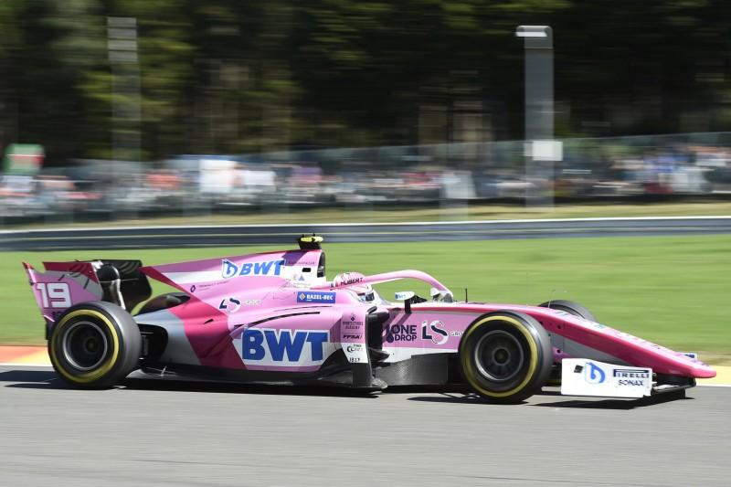 Zu Ehren von Anthoine Hubert: Formel 2 vergibt #19 nie wieder