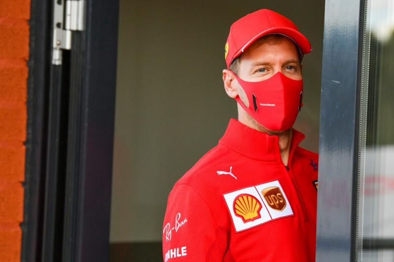 Sebastian Vettel dementiert: Keine Aston-Unterschrift in Spa