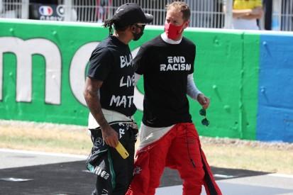 Sport-Boykott in den USA: Hamilton wird in Belgien fahren