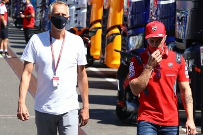 """Dovizioso-Manager: """"KTM hätte mit Entscheidung warten können"""""""