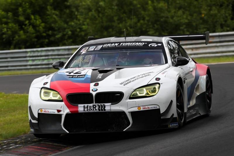 BMW bei 24h Nürburgring 2020: Fünf M6 GT3, viele Werksfahrer