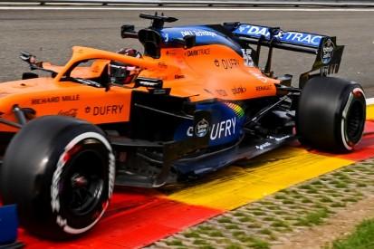 McLaren testet als erstes Team einen Formel-1-Unterboden für 2021