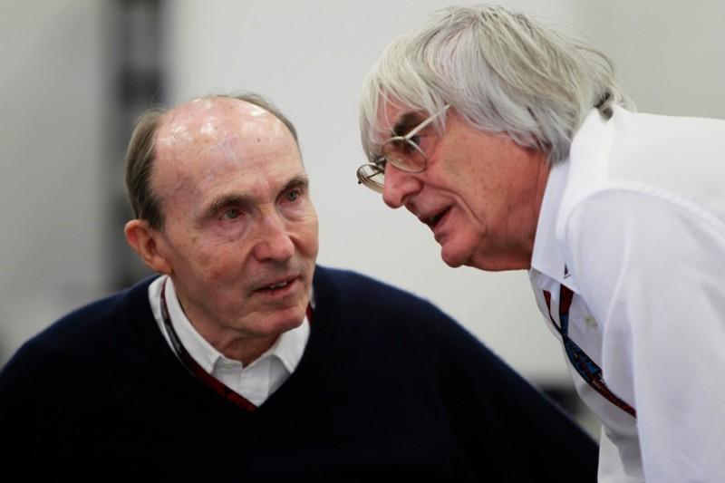 """Williams-Verkauf: Investor """"BCE"""" ist nicht Bernard Charles Ecclestone"""