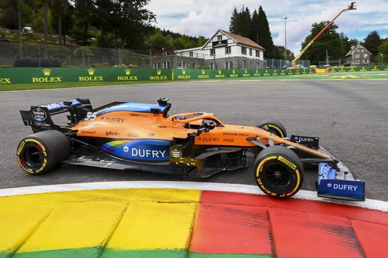 Carlos Sainz: Racing Point und Renault zu schnell für McLaren