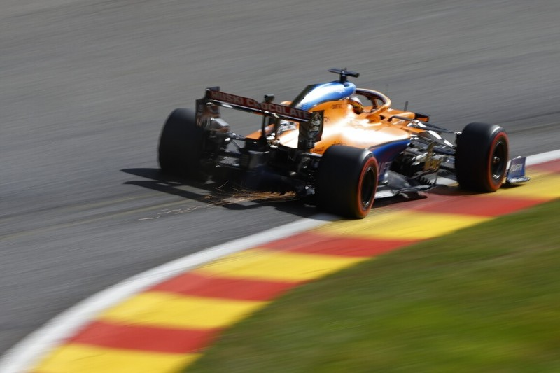 "Carlos Sainz: Renaults ""Party-Modus"" hat McLaren in Spa geholfen"