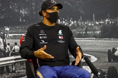 Warum sich Lewis Hamilton direkt nach dem Qualifying umzieht
